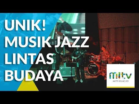 Unik! Musik Jazz Lintas Budaya Ini Seru Banget