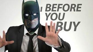 Batman: The Telltale Series Episode 1 - Before You Buy