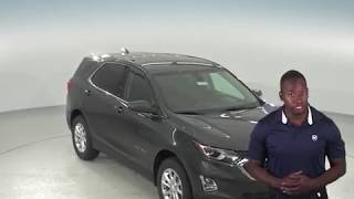 190038 - New, 2019, Chevrolet Equinox, LT, AWD, Gray, SUV, Test Drive, Review, For Sale -