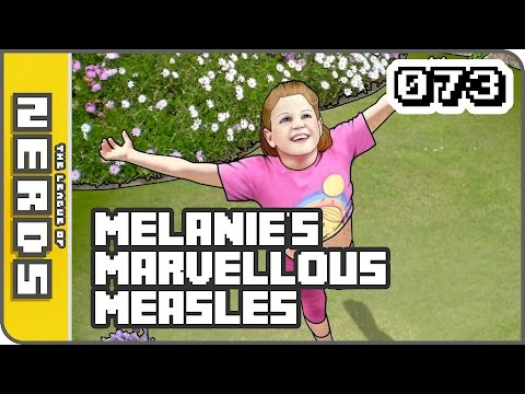 Melanie's Marvellous Measles - TLoNs Podcast #073