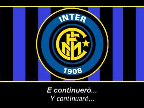music de club Inter  Milan Letra