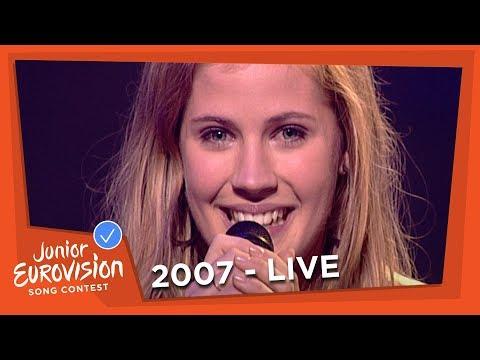 Frida Sandén - Nu Eller Aldrig - Sweden - 2007 Junior Eurovision Song Contest
