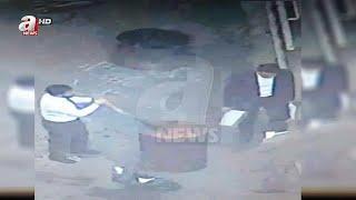 شاهد: إحراق أوراق داخل القنصلية السعودية في اسطنبول بعد اختفاء خاشقجي…