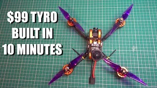 $99 Tyro99 Built in 10 Minutes