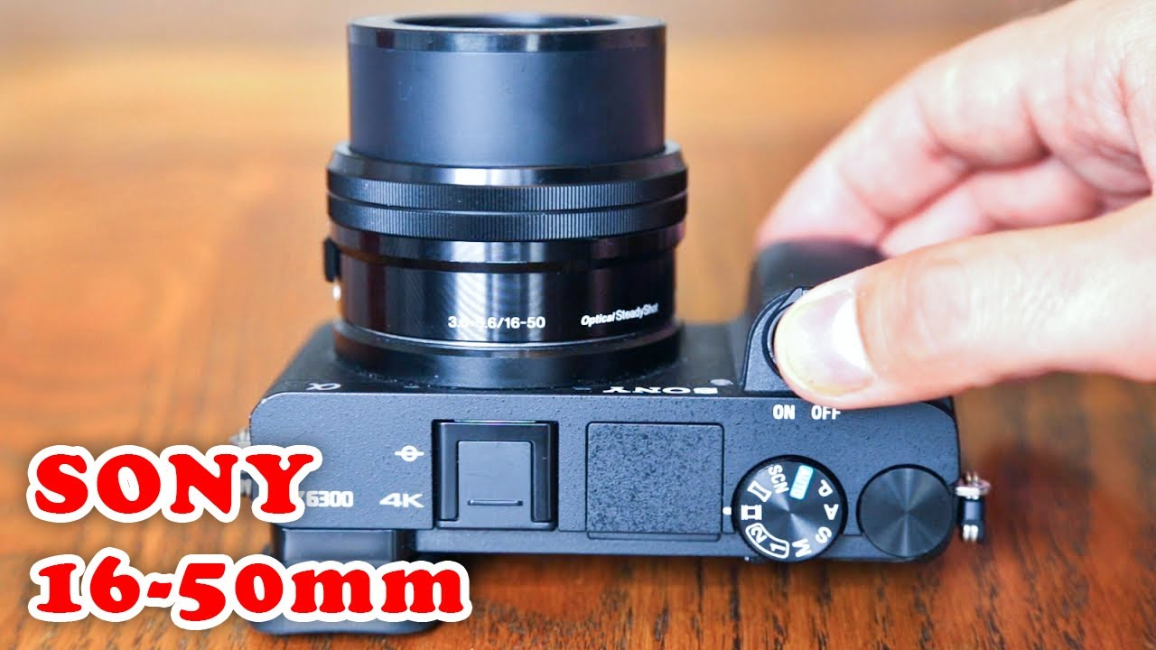 Đánh Giá Lens Kit Sony 16-50mm OSS – Có Đáng Mua Hay Không?
