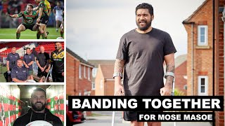 Banding Together For Mose Masoe