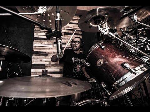 Seringai Vlog #23 - Drum Recording Session