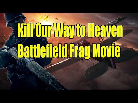 Battlefield 1/4 Logitech G302 FragMovie Infantry and Airplanes