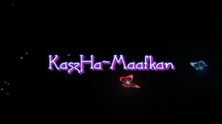 Download KaszHa-Maafkan (Full Lyrics) Mp3