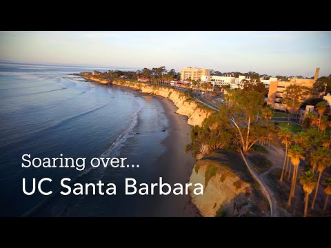 Soaring Over UCSB