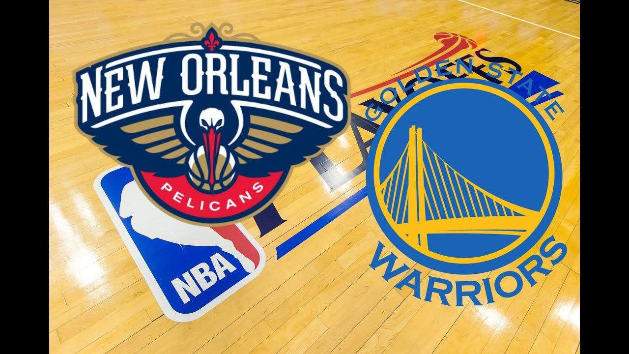 NBA 2K15 - 2015 NBA Playoffs Preview: (1) Golden State Warriors vs. (8) New Orleans Pelicans ...