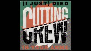 Cutting Crew - (I Just) Died In Your Arms - 1986 - Pop Rock - HQ - HD - Audio