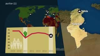 Le Dessous des cartes - Quelles sont les nouvelles frontie?res du tourisme