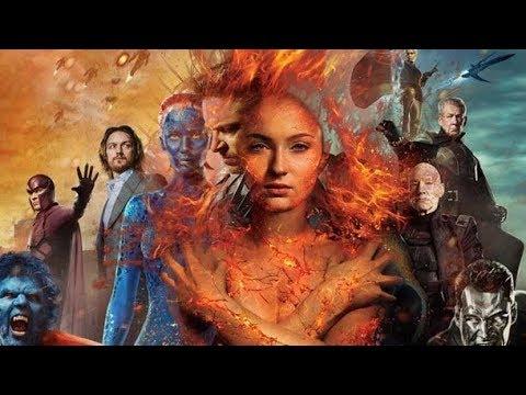 Люди Икс: Тёмный Феникс 2019 - Новый русский трейлер (фантастика, супергероика)