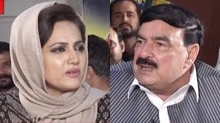 Faisla Aap Ka with Asma Sherazi   Sheikh Rasheed Interview Special   3 July 2018   Aaj News