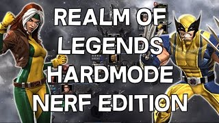 Realm of Legends Hardmode Nerf Edition - Marvel Contest Of Champions