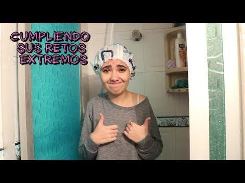 CUMPLIENDO SUS RETOS EXTREMOS - Amara Que Linda