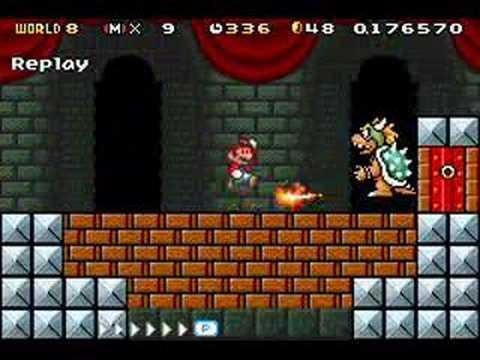 Super Mario Bros  3 - Final Stage
