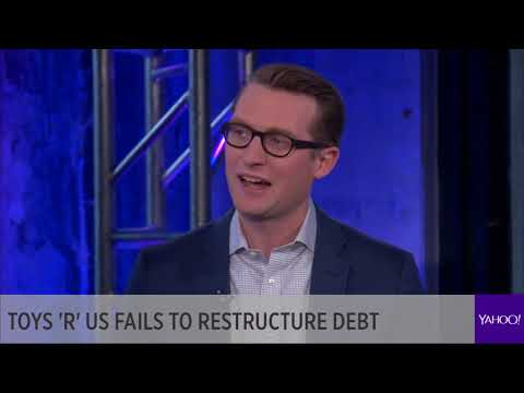 Toys  #039;R #039; Us Fails To Restructure Debt