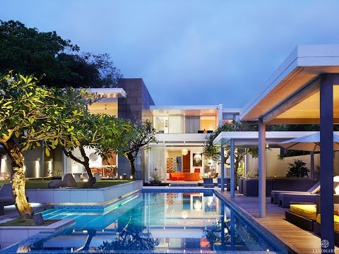 The Most Luxurious Villas of Bali | The best Bali villas for honeymoon | Bali villas on the beach
