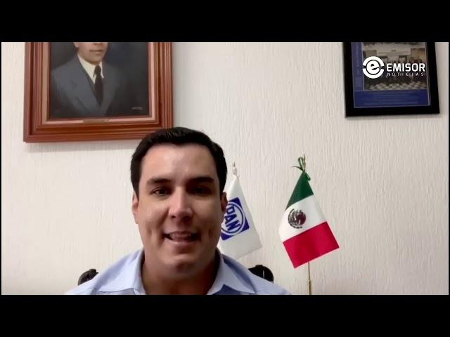 Rubén Guajardo es el nuevo coordinador del GPPAN en #SLP