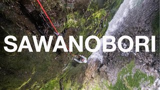 Sawanobori - Climbing Waterfalls in Japan