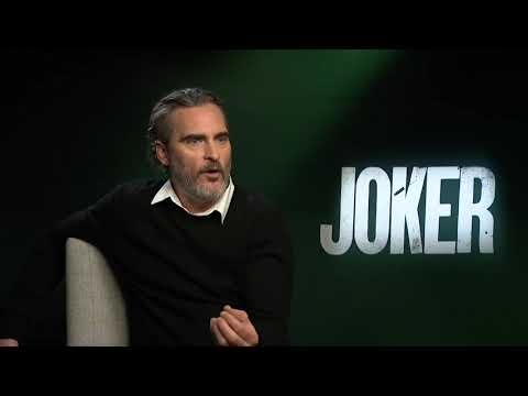 "Joaquin Phoenix breaks down his ""Joker"" diet thumbnail"
