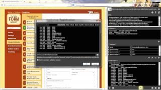 FireRobot - Extract Keyword Demo