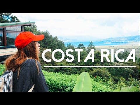 Paradise: Costa Rica Travel Diary 2016 || Ariel Alena