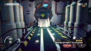 Brink Live Demo (new ingame gameplay footage) - E3 2010