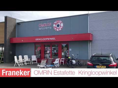 Omrin Estafette Kringloopwinkel Franeker