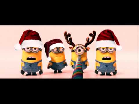 Christmas Day Dido Minions Cover