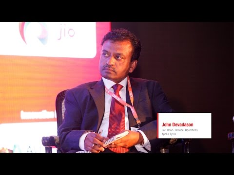 John Devadason | Apollo Tyres Ltd | ICTACT Bridge 2015 - Coimbatore