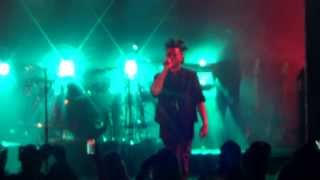 THE WEEKND - The Morning/Remember You/The Zone LIVE