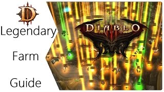 DIABLO 3 Legendary Farm German | Guide | Deutsch | Legendäre Items Farmen