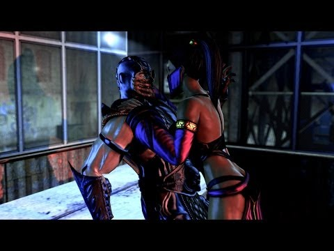 Mortal Kombat X - Mileena & Baraka Have Babies? (Q & A) #8 ...