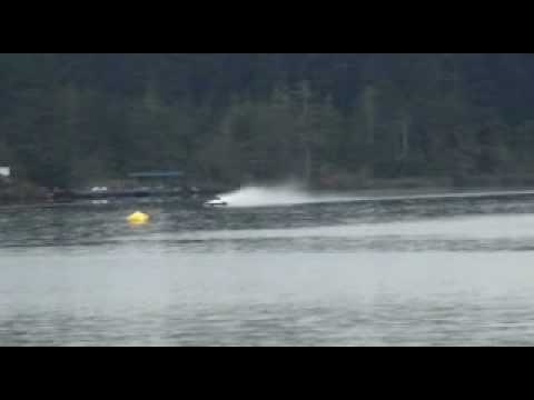 World record,  fastest electric boat  98.806mph