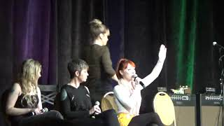 NASHCON 2019 Ladies panel Part 1
