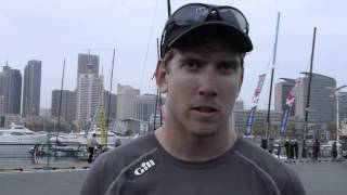 ETNZ: Extreme Sailing Series China- Race Day 3