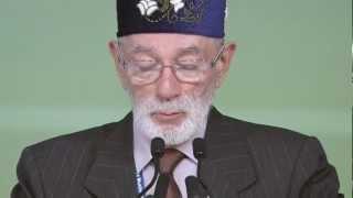 Слова Масуда Гали Хакима на ежегодном собрании 2012