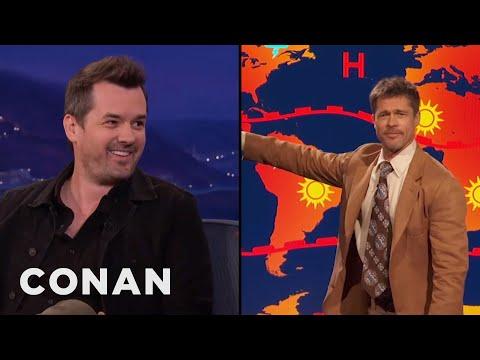 Jim Jefferies: Testing Revealed That Women Find Brad Pitt Attractive   CONAN on TBS