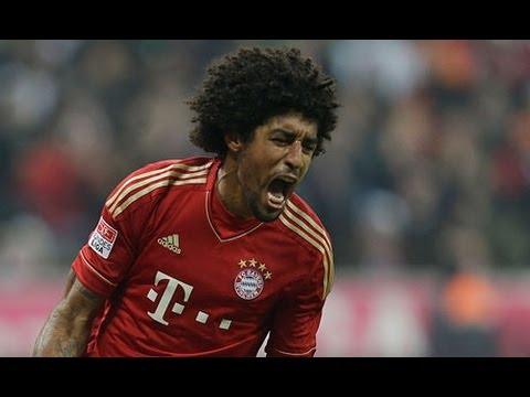 Dante Bonfim | Bayern Amazing Defender 2013 HD