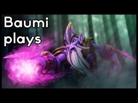 Dota 2 Mods   ABUSING MECHANICS & A COOL NEW HERO!!   Baumi Plays Angel Arena Black Star
