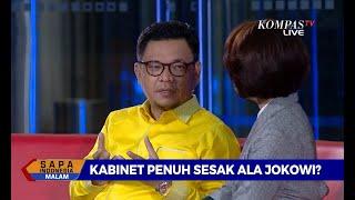 DIALOG - Kabinet Penuh Sesak Ala Jokowi?, Ace Hasan: Kita Butuh Stabilitas Politik