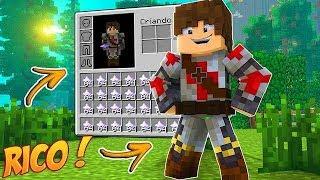 ⭐ Minecraft: ESPECIAL 1 INVENTÁRIO DA NOVA CAIXA MISTERIOSA! - FACTIONS WITHER #12