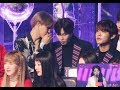 171202 방탄소년단(BTS) 지민(JIMIN) & 워너원(Wanna One) 하성운(HA SUNG WOON) Interaction (14 min.) / 2017 MMA