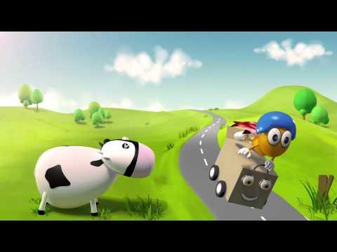 Phim hoạt hình 3d - Quảng cáo Multitabs của Đan Mạch - Phần 2