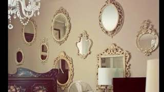 Mirror Wall Decor   Wall Decor Mirror Home Accents | Home Interior Wall Decor & Design