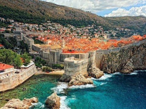 Dubrovnik , Croatia in Ultra 4K