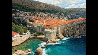 Dubrovnik , Croatia in Ultra 4K